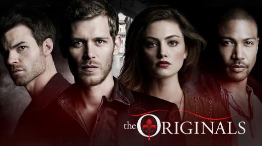 Ma Cà Rồng Nguyên Thủy Phần 4 - The Originals Season 4