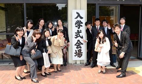Lễ khai giảng năm học mới ở Nhật Bản như thế nào ?