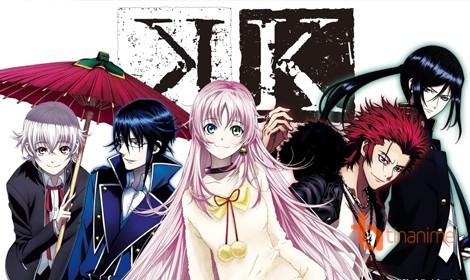Bộ manga K: Dream Of Green sẽ kết thúc