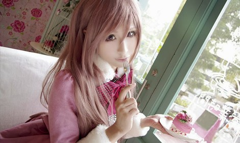 Bộ cosplay của Kyoko Himeno