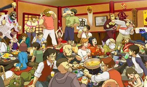 Bữa tiệc cuối năm của người Nhật Bản – Bonenkai
