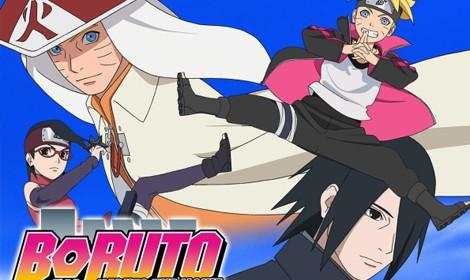 Bom tấn Manga mới của Naruto sẽ được ra mắt trong tháng 5