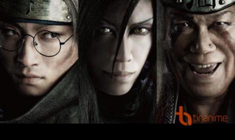 Công bố các diễn viên của Naruto nhạc kịch (lần 2)