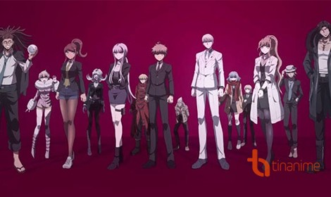 Ra mắt 12 nhân vật mới của bộ anime Danganronpa 3