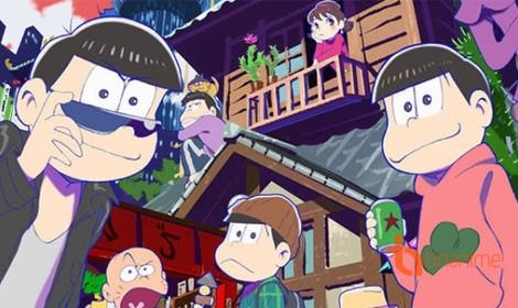 Osomatsu-san, một anime không thể bỏ qua