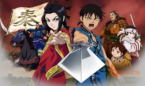 Dự kiến bộ truyện tranh Kingdom sẽ kết thúc ở tập 100