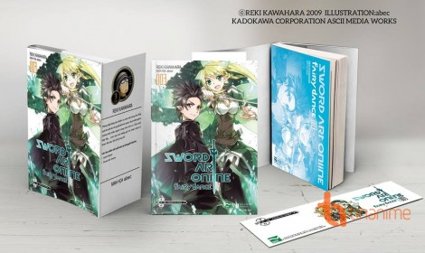 Light Novel Sword Art Online Tập 3 sẽ ra mắt fan Việt Nam trong cuối tháng 4