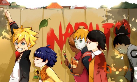 Hé lộ những thông tin chính thức về bộ ngoại truyện của Naruto