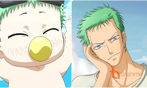 Top 15 nhân vật giống nhau nhất trong Manga/Anime