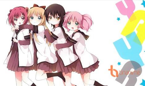 Top 6 anime chỉ dành cho các bạn đam mê thể loại Yuri