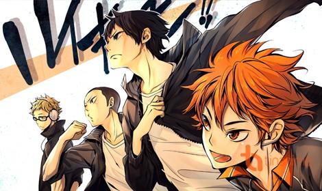 """Một """"bí mật"""" của manga Haikyu!!??"""