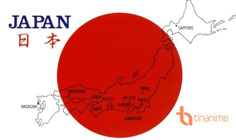Tại sao gọi Nhật Bản là đất nước mặt trời mọc?