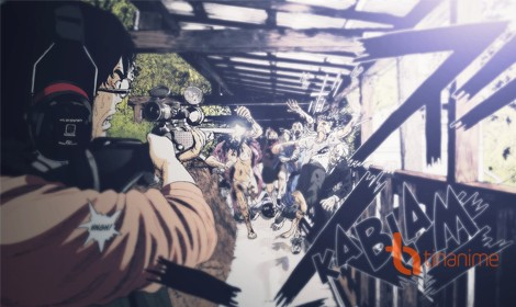 Lịch trình phát sóng bộ phim zombie 'I Am Hero'