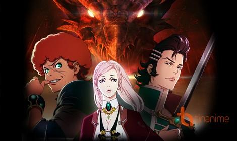 'Shingeki no Bahamut' sắp được chuyển thể thành phim hoạt hình