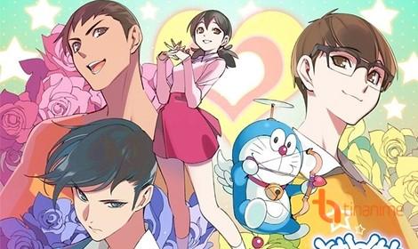 Sắp có truyện Doraemon phiên bản mỹ nam