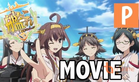 Thời gian ra mắt Kancolle Movie đã được xác định