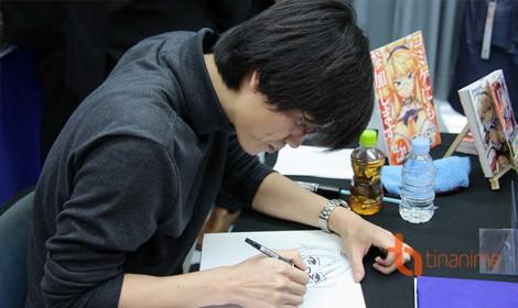 10 hoạ sĩ của những bộ Anime/Manga nổi tiếng từng vẽ truyện Hentai