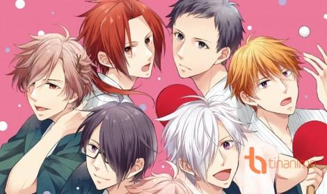 Brother's Conflict sẽ được chuyển thể thành Manga