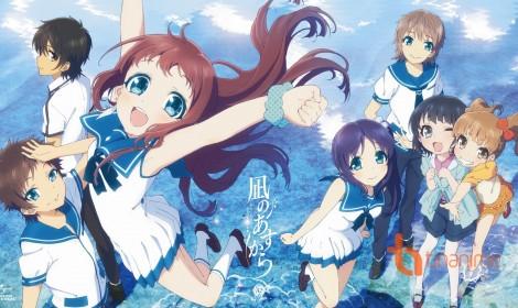 Những bộ Anime lãng mạn/học đường hay nhất – Phần 2