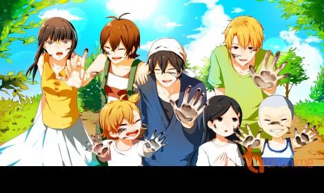 Anime Barakamon - Câu chuyện hài hước và ý nghĩa
