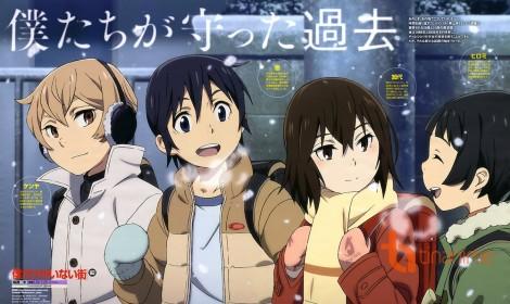 Cập nhật Bảng xếp hạng Anime mùa đông tuần thứ 6