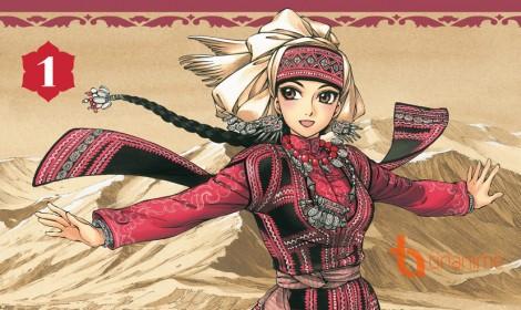 Assassination Classroom, A Silent Voice cùng với 4 bộ manga khác được đề cử cho Eisner Awards