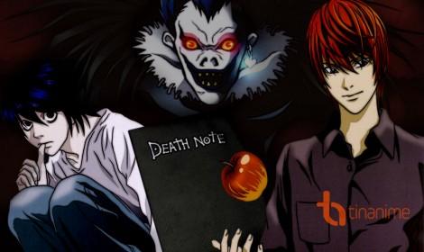 Ảo tưởng về Death Note một học sinh bị nhà trường kỷ luật