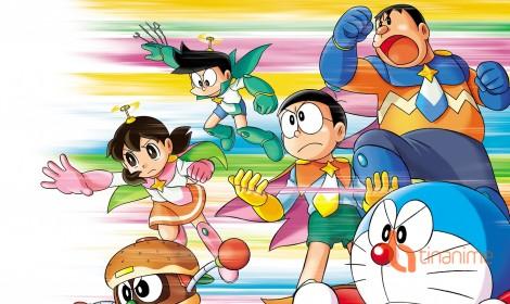 Top 10 bộ manga của tuổi thơ 8x 9x