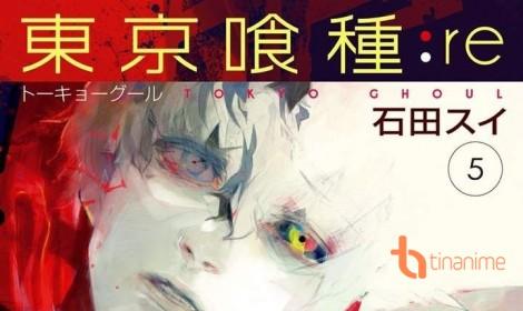 Kakuja hoàn thiện của Ken Kaneki (Tokyo Ghoul) là gì ?