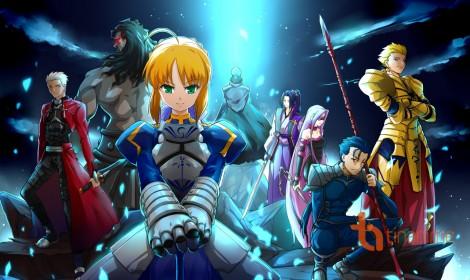 Fate/Stay Night (2006) của Studio Deen được nâng cấp hình ảnh (HD)