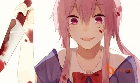 """Top 10 cô nàng khi giận dữ sẽ trở nên """"đáng sợ"""" nhất trong anime"""