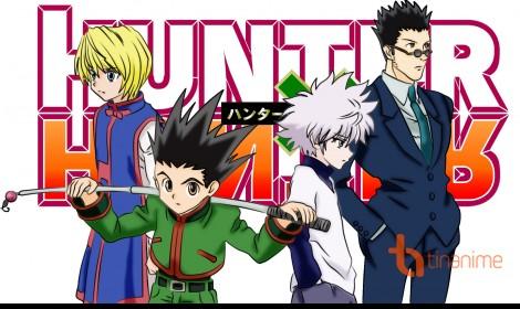 Bộ manga Hunter x Hunter đã trở lại