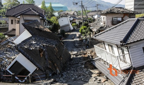 Tác giả của One Piece và tác giả của Attack on Titan giúp đỡ nạn nhân từ trận động đất Kumamoto