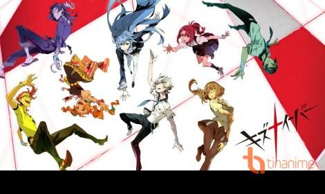 Kiznaiver - bộ phim viễn tưởng hấp dẫn của anime mùa xuân 2016