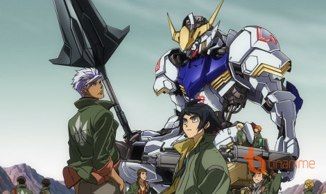 [Review] Mobile Suit Gundam Iron-blooded Orphans