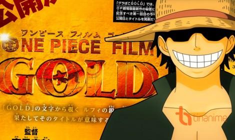 One Piece Film Gold – Một bom tấn Anime năm 2016