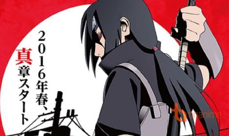 Tiểu thuyết ngoại truyện của Naruto – Itachi Shinden được chuyển thể thành Anime