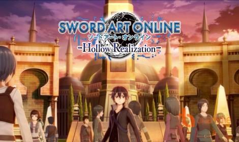 Bom tấn mới của Sword Art Online mang tên Hollow Realization