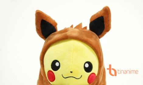 Túi ngủ Pikachu có thêm mẫu mới