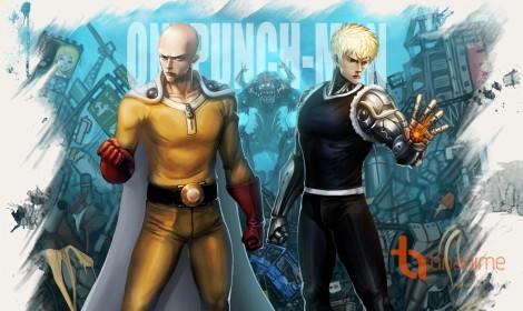 Anime 'One-Punch Man' được đánh giá cao hơn cả truyện tranh