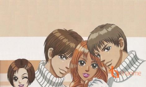 Phiên bản người thật của manga Peach Girl giới thiệu diễn viên đóng vai Sae