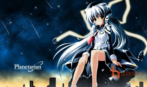 Planetarian, một anime mới của Key, sẽ có 5 phần web anime và movie
