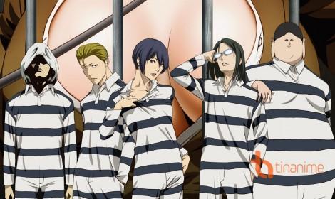 Anime Prison School sẽ có thêm một OVA