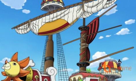 Tàu One Piece xuất hiện trong... Counter Strike