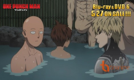 Xem trước Video giới thiệu OVA 6 của One Punch Man
