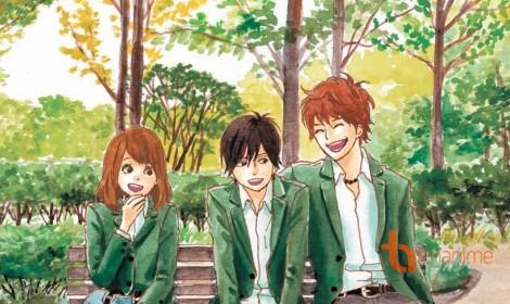 Hé lộ những hình ảnh thiết kế nhân vật của anime Orange