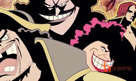 One Piece: Luffy và đồng đội bắt đầu bước vào cuộc đại chiến với Tứ hoàng