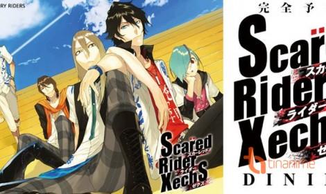 Scared Rider Xechs phiên bản TV Series giới thiệu PV tiếp theo quảng bá cho bài hát chính thức trong anime