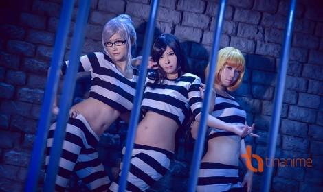 Bộ cosplay Prison School nóng bỏng
