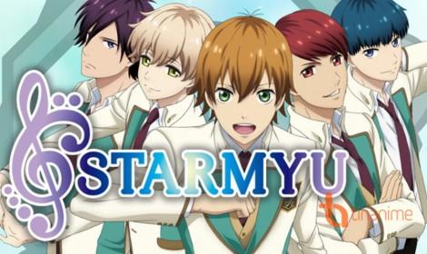 TV anime Starmyu sẽ có phần 2 vào mùa Xuân 2017